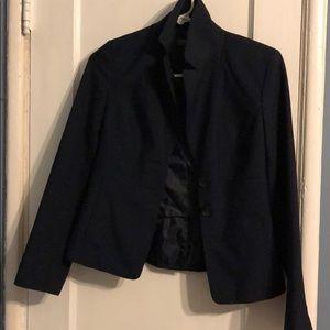 ANN TAYLOR - Dark Blue Blazer (size 00P)